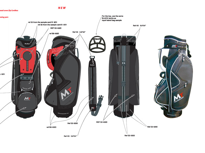 Macgregor-MT-Golf-Bag