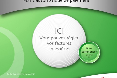 PFLS I Design application tactile connectée </br>pour Veolia Eau
