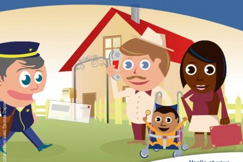 PFLS I en collaboration avec Thomas Dapon </br>Accompagnement création animations ludiques, pédagogiques et informatives</br> pour Veolia Eau
