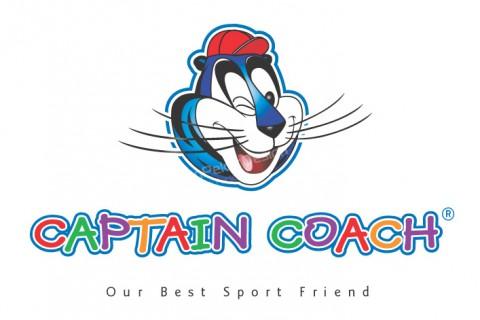 Captain Coach I Création Identité visuelle