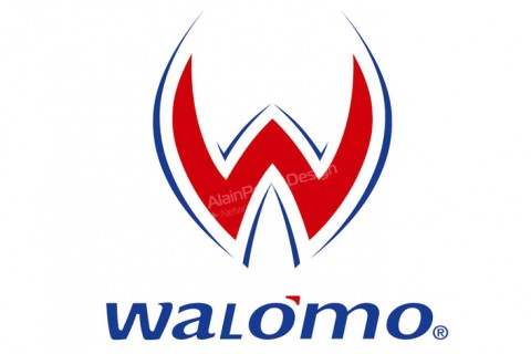 Walomo I Création identité visuelle