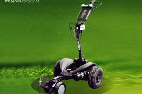 Foissy Golf  I  Design produit RMT Golf Trolley