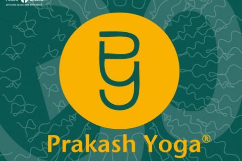 Prakash Yoga I Création Identité visuelle