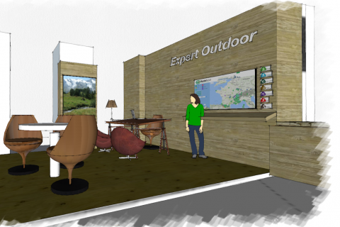 SNAM I Espace Expert Outdoor Chambéry
