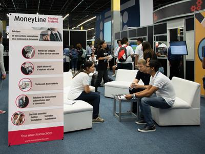 MBS I Création support de communication évènementielle  indoor